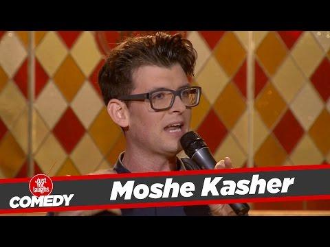 Moshe Kasher Stand Up - 2011