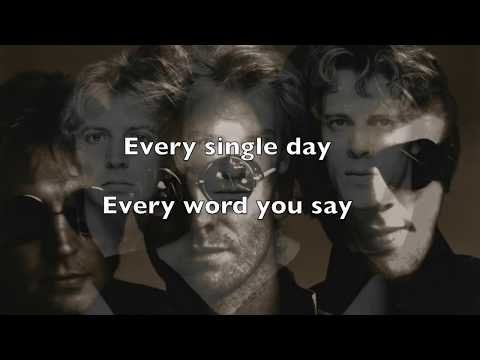 Every Breath You Take (Karaoke Version)