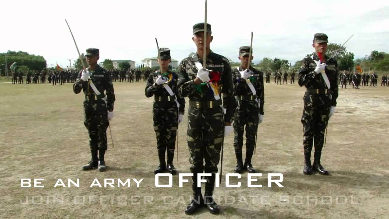 Officer candidate school youtube - Military officer training school ...