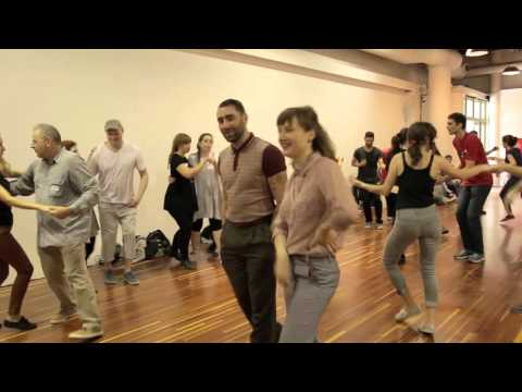 MAX  & PAMELA  IN ATHENS - THE WEEKEND #cutty paizei with Swing at Technopolis City of Athens