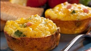 Rise And Shine Omelet Cups