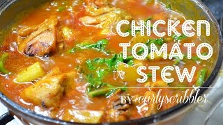 Recipe | Chicken Tomato Stew