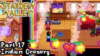 Stardew Valley [Part 17 - Iridium Orenery]