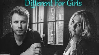 Different For Girls Dierks Bentley (ft. Elle King) Lyrics