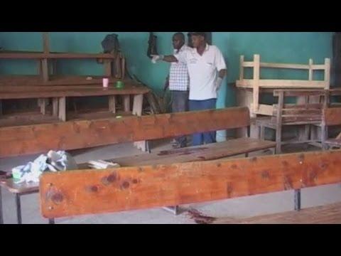 GRAPHIC CONTENT: Gunmen kill three people in church shooting in Kenya