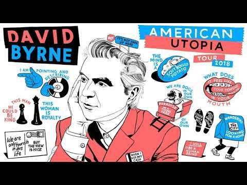 David Byrne - Toe Jam (Live From Kings Theatre September 2018)