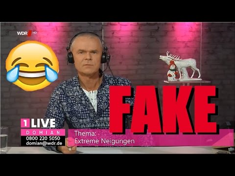 Die 3 besten Fake-Anrufe bei Domian   N3KLAZ