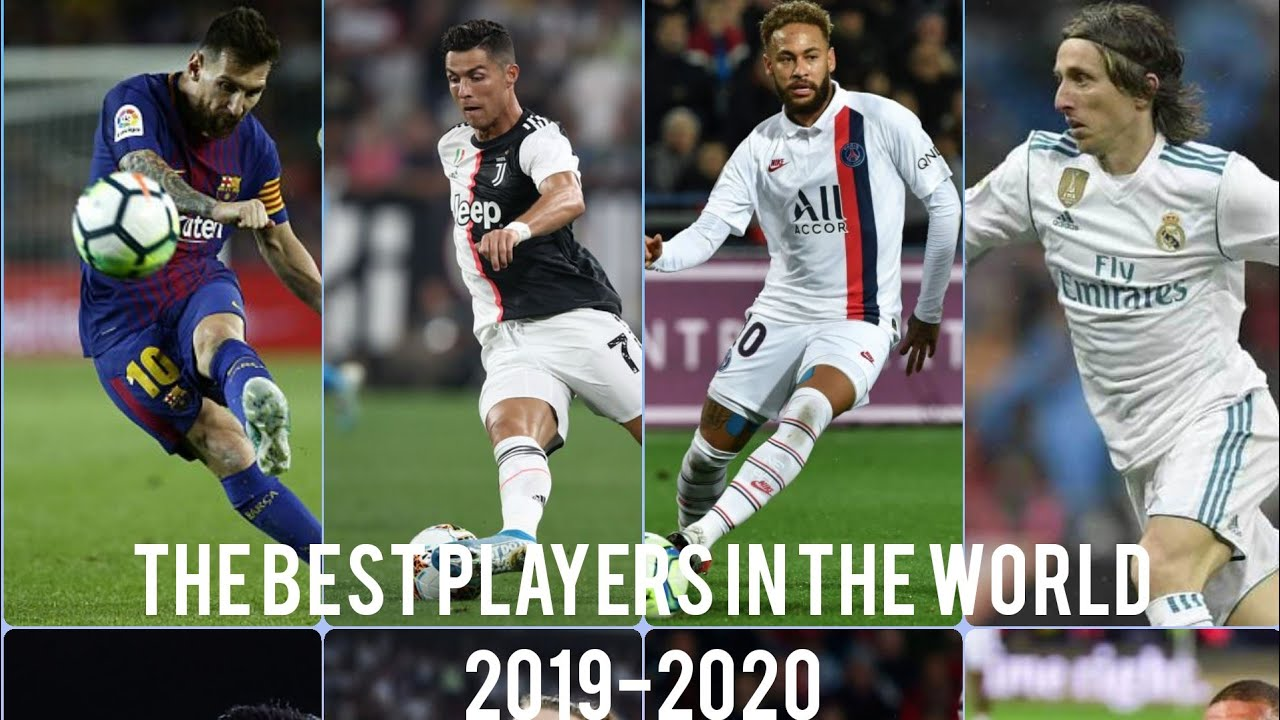 Top 8 Best Football Players 2020 Youtube