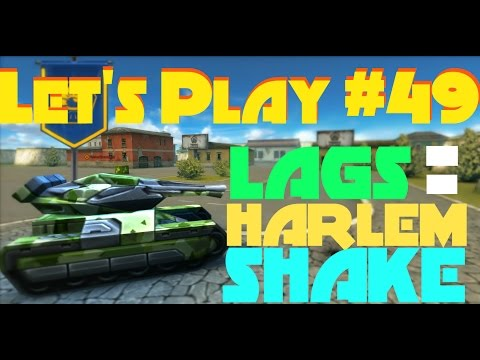 Tanki Online LP #49 / LAGS = Harlem Shake?