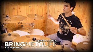 Bring Me To Life - Evanescence - André Silva - Drum Cover