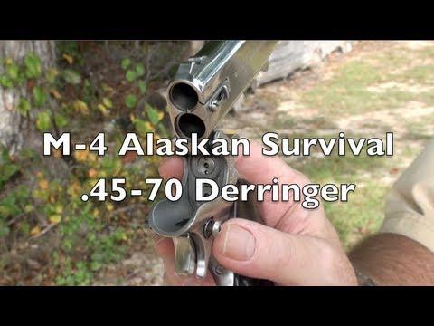 .45-70 Derringer Shooting