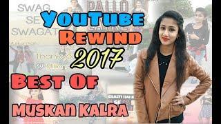Baixar Let us Rewind 2017 with Muskan Kalra   Youtube Rewind 2017   Dance Mashup By Muskan  Kalra