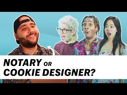 Is He A Notary or a Cookie Artisan?   Guess My Shopify Business Ep6
