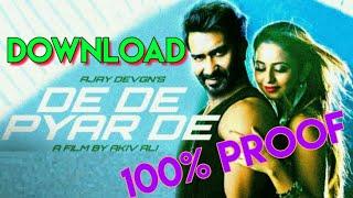De De Pyar De Ajay Devgan Movie 2019 Full Hd    De De Pyar De Movie Download Kaise Kare    Full Hd