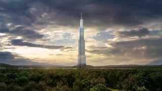 Prédio mais alto do mundo será construído em apenas três meses