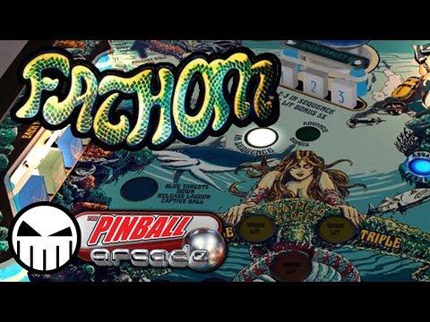 Fathom - The Pinball Arcade (Steam) - Croooow Plays
