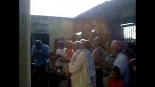 Raja Ram ji ki  - Aarti - Hindi Devotional Song (Village Nadawan, Barh, Bihar) Part - I