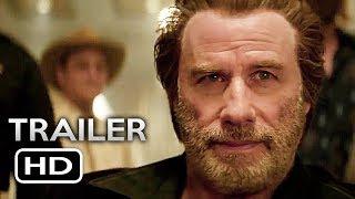 THE POISON ROSE Official Trailer (2019) John Travolta, Brendan Fraser Thriller Movie HD