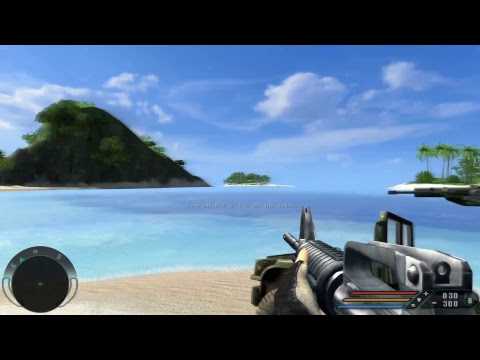 Far Cry 1, Level 1, Realistic Difficulty, BAD IDEA!
