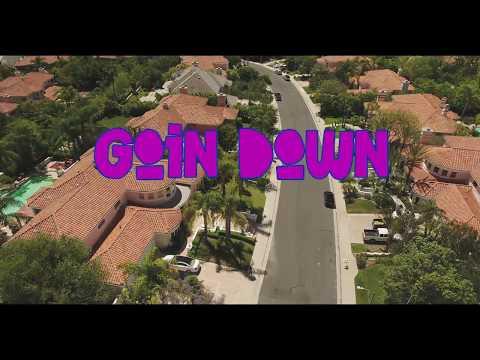 Reggie COUZ - Goin Down