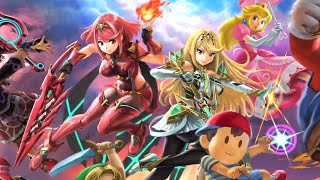 All Smash Ultimate Banner Reveals Including Pyra & Mythra (Everyone is Here!)