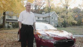 Safety First | Tesla Customer Stories