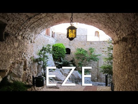 The medieval village of Eze, France - French Riviera