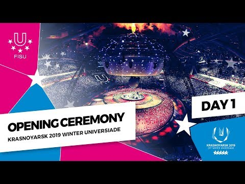 Opening Ceremony | Krasnoyarsk 2019 Winter Universiade