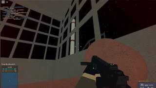 roblox phantom forces i love the MP7