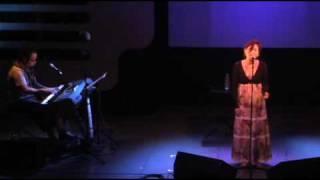 初田悦子ライブ w/鎌田雅人@duo MUSIC EXCHANGE2010.2.9. 未発表の新曲...