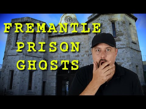 Paranormal Hunters - Fremantle Prison - Full Feature