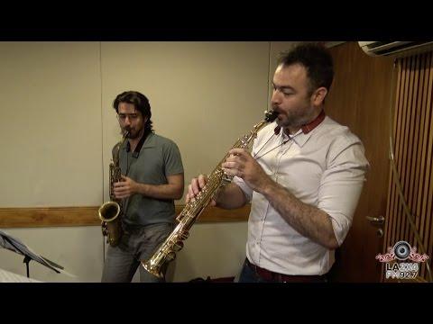 """<h3 class=""""list-group-item-title"""">Pannonica Quartet con Luis Tarantino en """"El Arranque""""</h3>"""