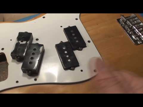Download Youtube: 70's Fender P Bass Gets Some Help