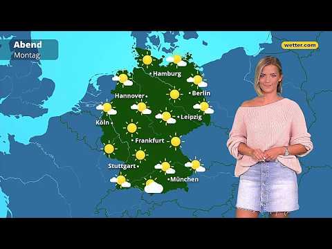 Wetter heute: Die aktuelle Vorhersage (17.06.2019)