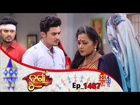 Durga | Full Ep 1487 | 16th Sep 2019 | Odia Serial – TarangTV