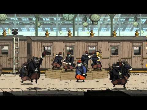 Valiant Hearts: The Great War - Screw the war, let's dance