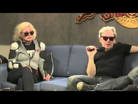 Debbie Harry & Chris Stein on the music business