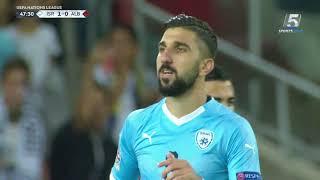 ליגת האומות: ישראל - אלבניה 0-2 | תקציר