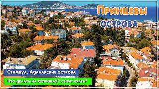 Принцевы острова Турция Тихий уголок недалеко от шумного Стамбула Как добраться Стоит ли ехать