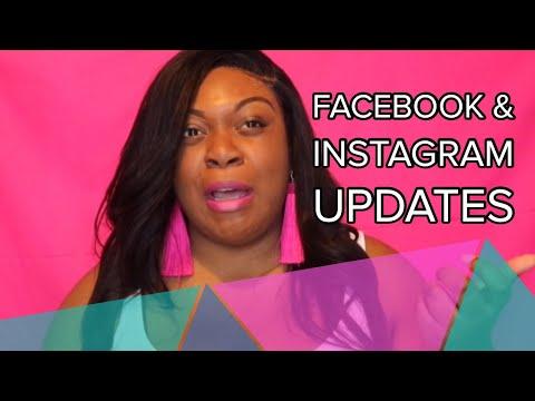 Facebook & Instagram Updates | Social Media Tips