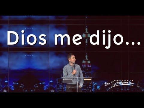 Dios me dijo... - Carlos Olmos - 8 Septiembre 2013