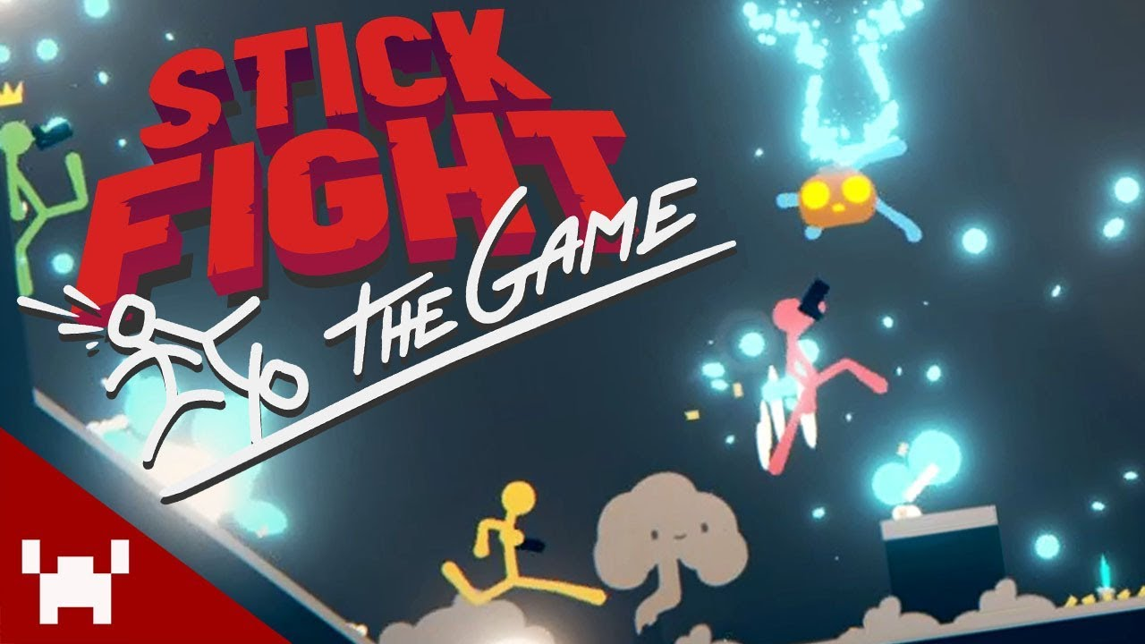 STICK BOSS FIGHTS! | Stick Fight: The Game w/ Ze, Chilled, GaLm, & Aphex
