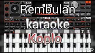 Gambar cover Rembulan (Ipa Hadi S) cover karaoke ORG 2019