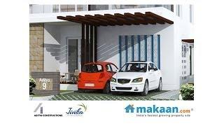 Jivika By Aditya Constructions In Miyapur, Hyderabad, Residential Villas: Makaan.com