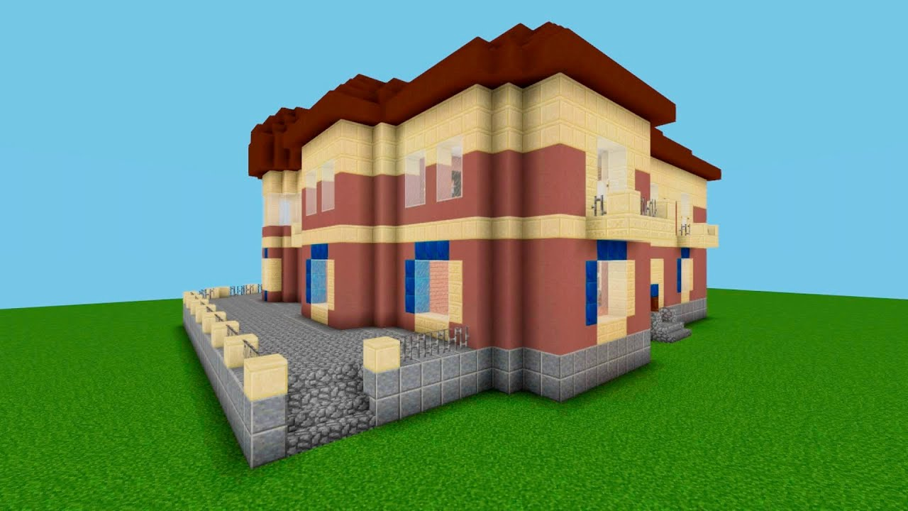 Cute Minecraft House Ideas For Girls Crafts DIY and Ideas Blog