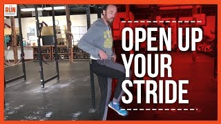 Open Up Your Stride! Two Running Technique Exercises For Speed