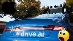 Apple Buys Autonomous Car Startup (While Uber Expands with their Own Aquisition)