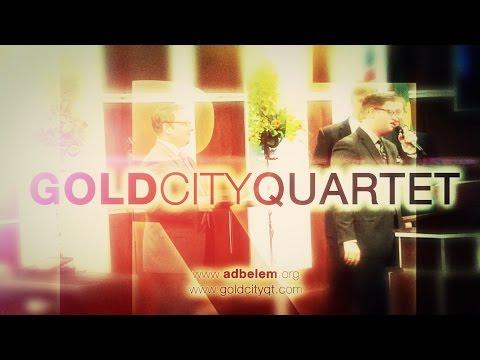 GOLD CITY Quartet - Live Concert - ADBelem USA