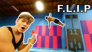 Game of F.L.I.P. vs Youtube's BEST Flipper