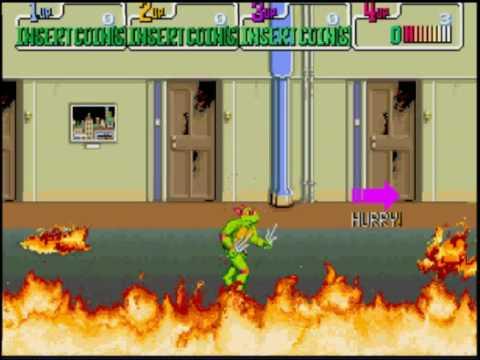 tmnt 1989 arcade xbla